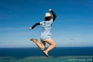 パラグライダーテイクオフ場からの景色は絶景|石垣島観光スポット情報