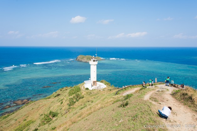 平久保灯台 石垣島観光スポット情報