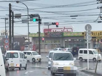石垣島の台風13号